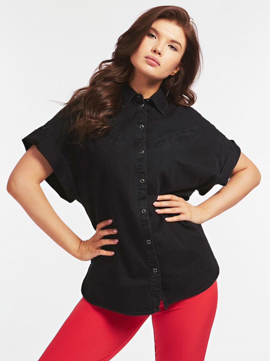 CAMICIA JEANS GIOIELLO GUESS   Camicie   W0YH24 D42U1TNNE