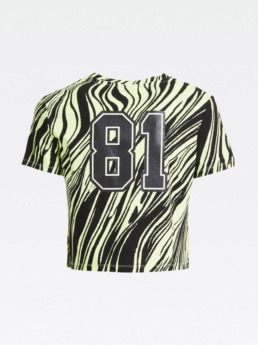 T-shirt fantasia GUESS | T-shirt | W0YI96 K9Z30P20E