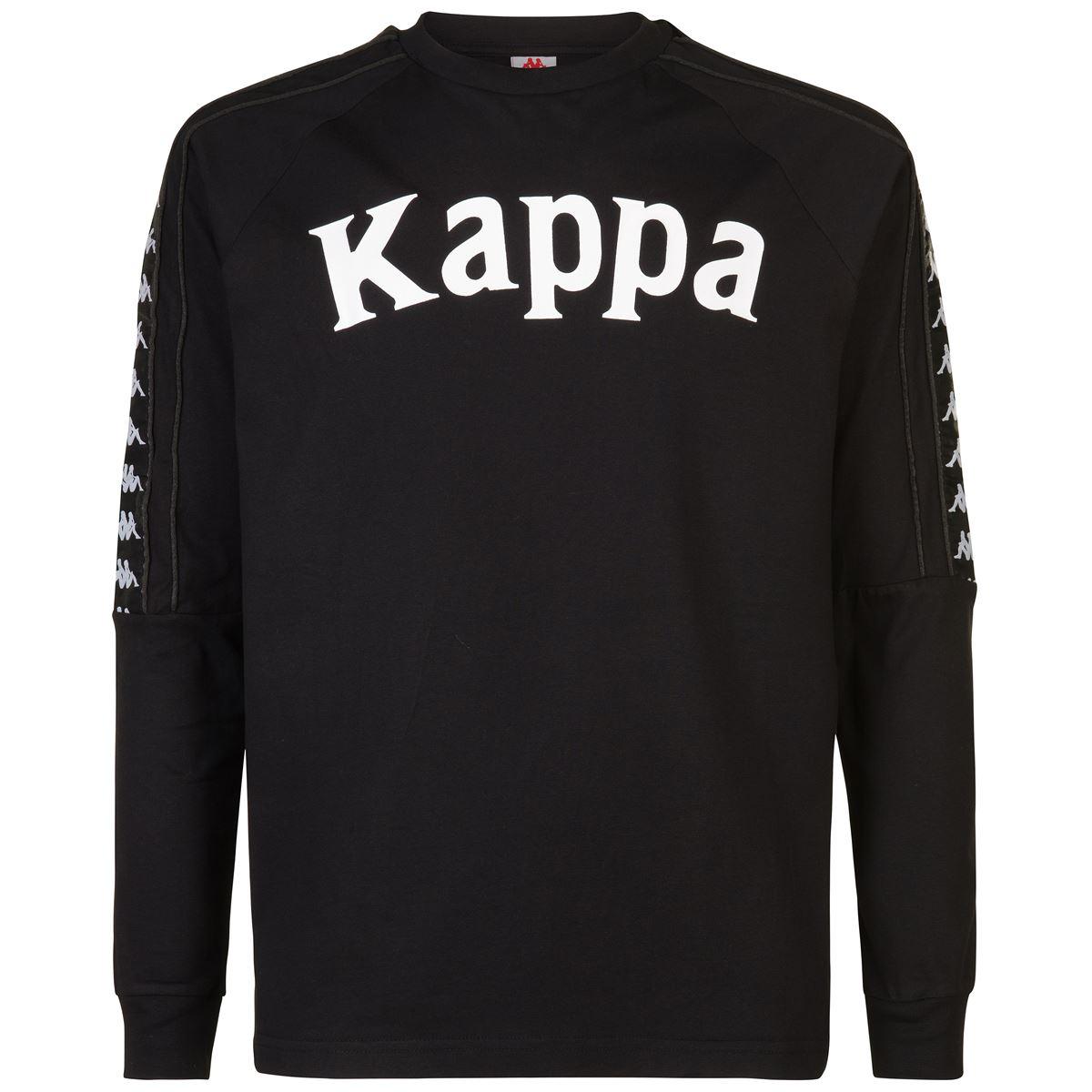 Kappa |  | 31119RWBY7 BLACK-WHITE