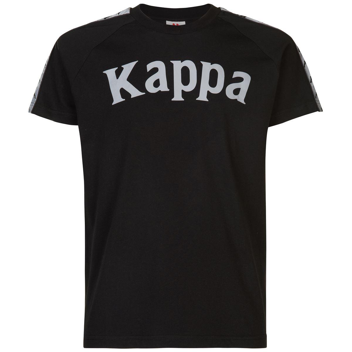 Kappa |  | 3116P8WA09 BLACK-SILVER