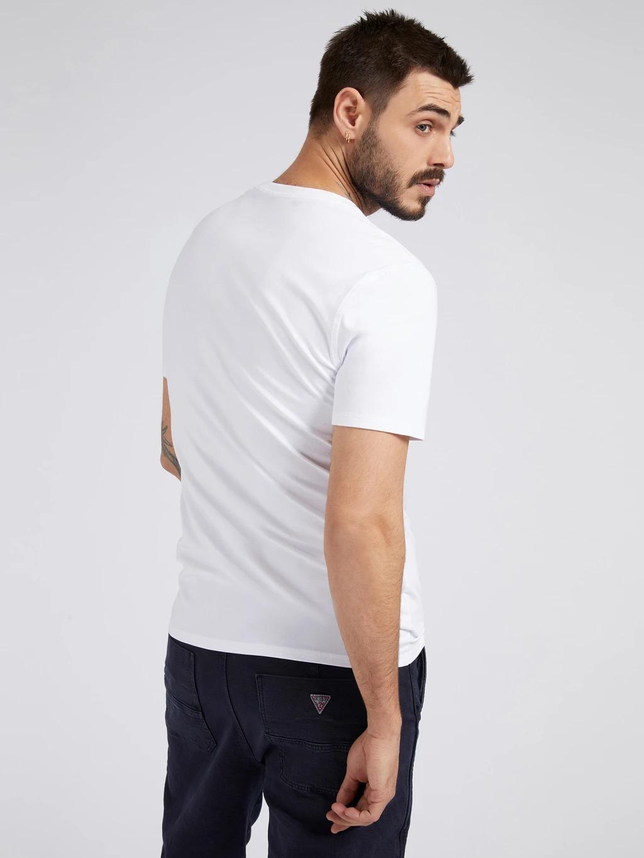 T-shirt stampa frontale GUESS   T-shirt   M1YI67 J1311G011