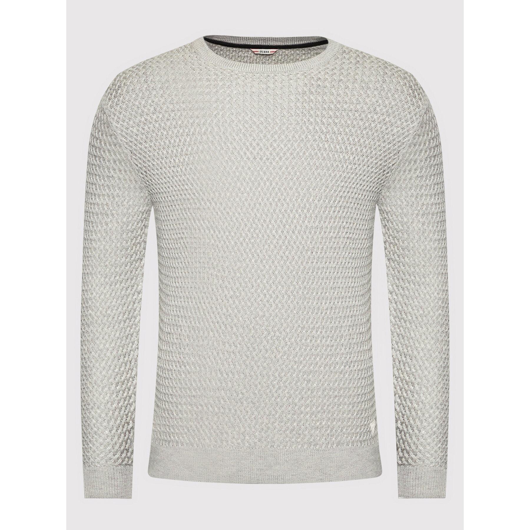 keaton ls cn basket stitch GUESS | Maglie | M1YR60 Z2UY0H9C9