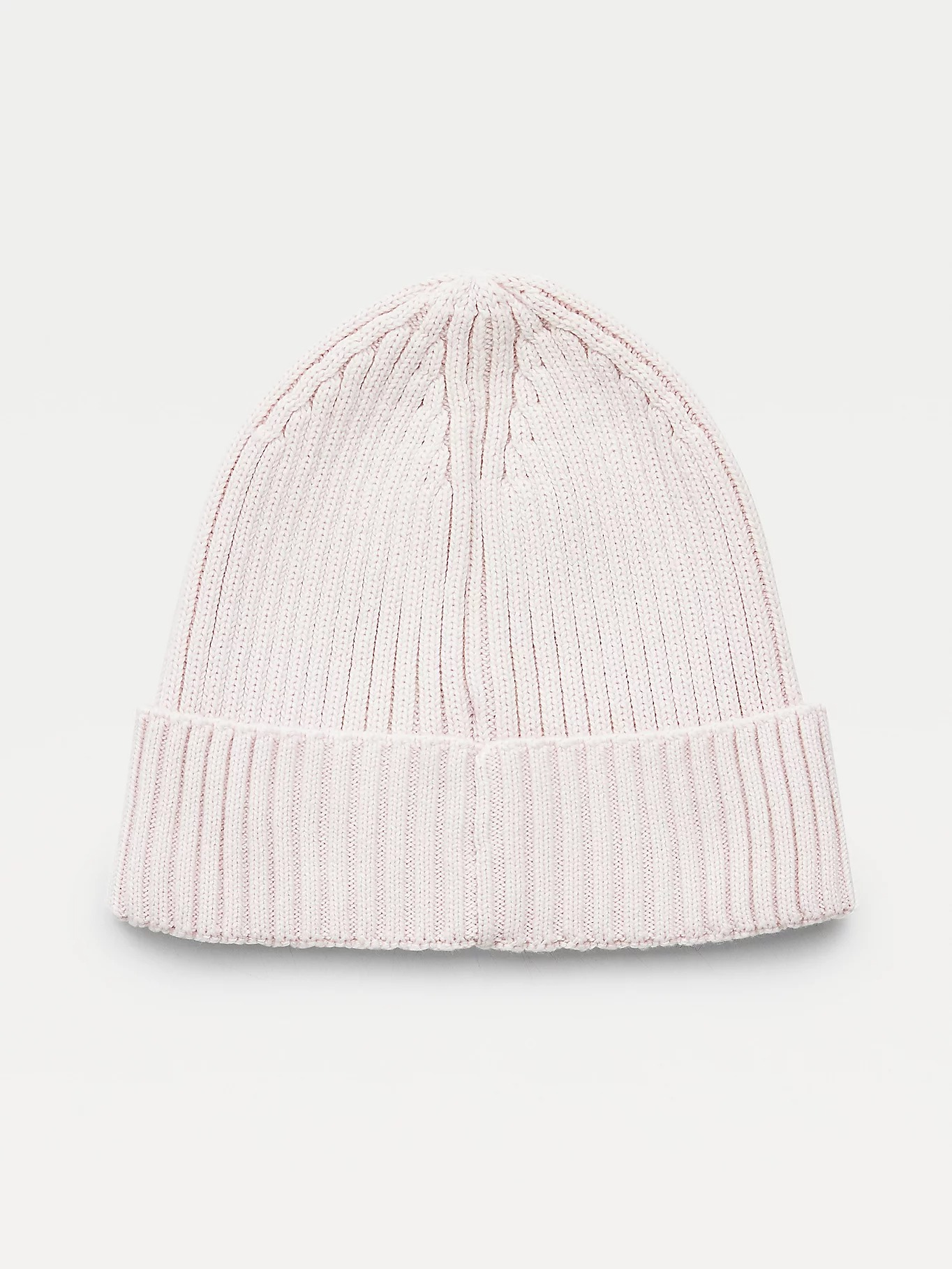 BERRETTO ESSENTIAL IN COTONE BIOLOGICO TOMMY HILFIGER   Cappelli   AW0AW10705TJP PALE PINK