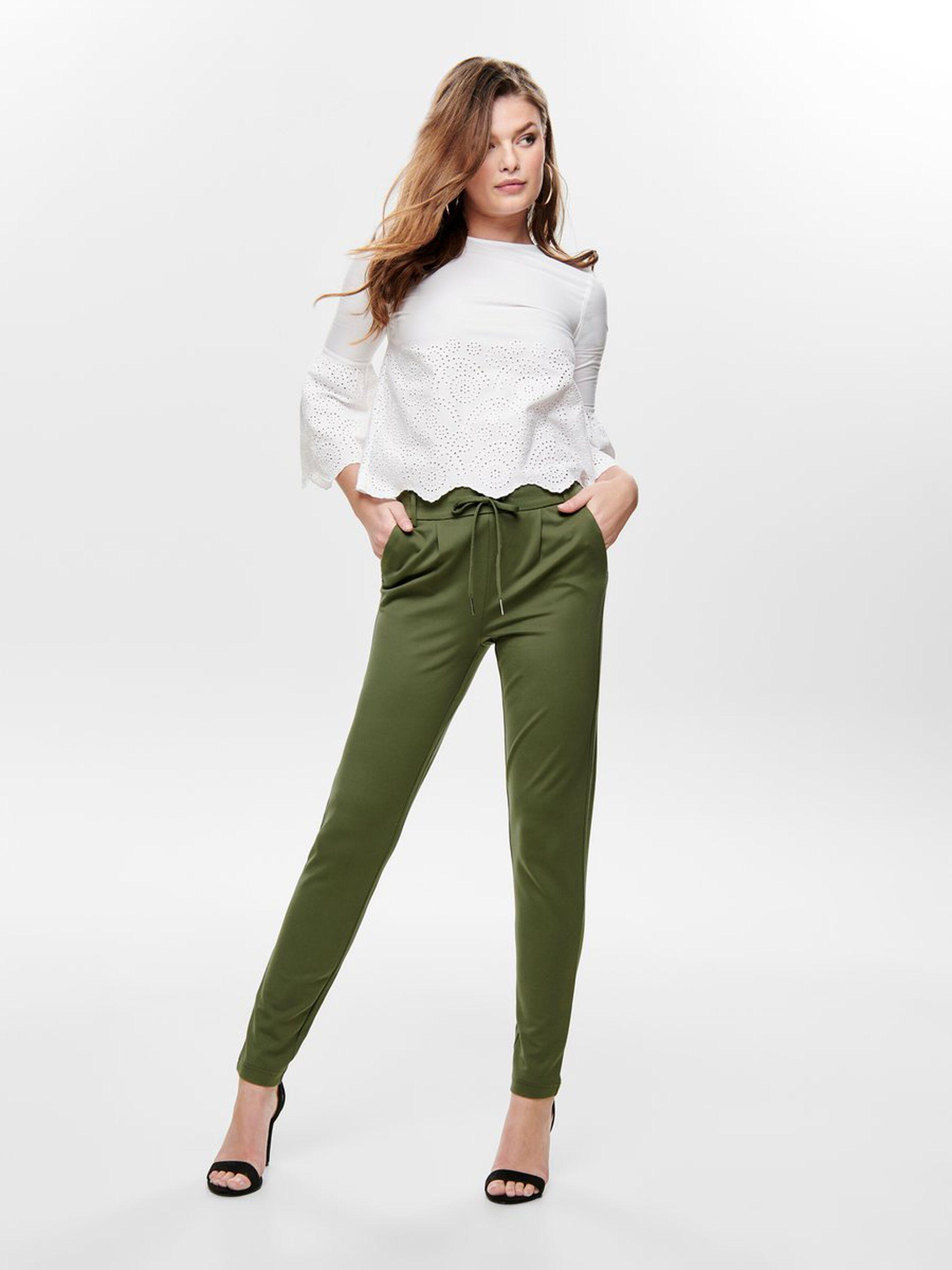 Pantalone con laccio ONLY | Pantalone | 15115847KALAMATA