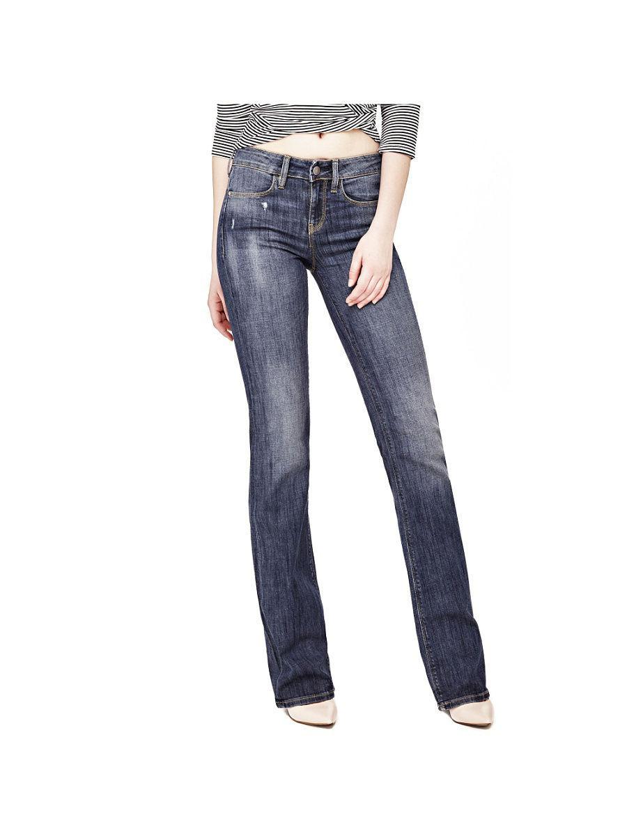 Jeans Sarah GUESS | Jeans | W81A63 D2ZB0BORO