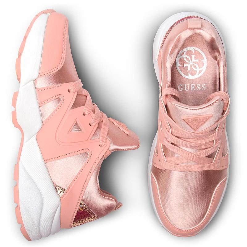 GUESS FOOTWEAR      FL5SEM FAB12ROSE