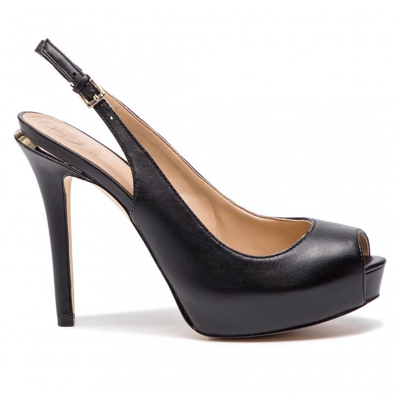 GUESS FOOTWEAR |  | FL6HRL LEA07BLACK