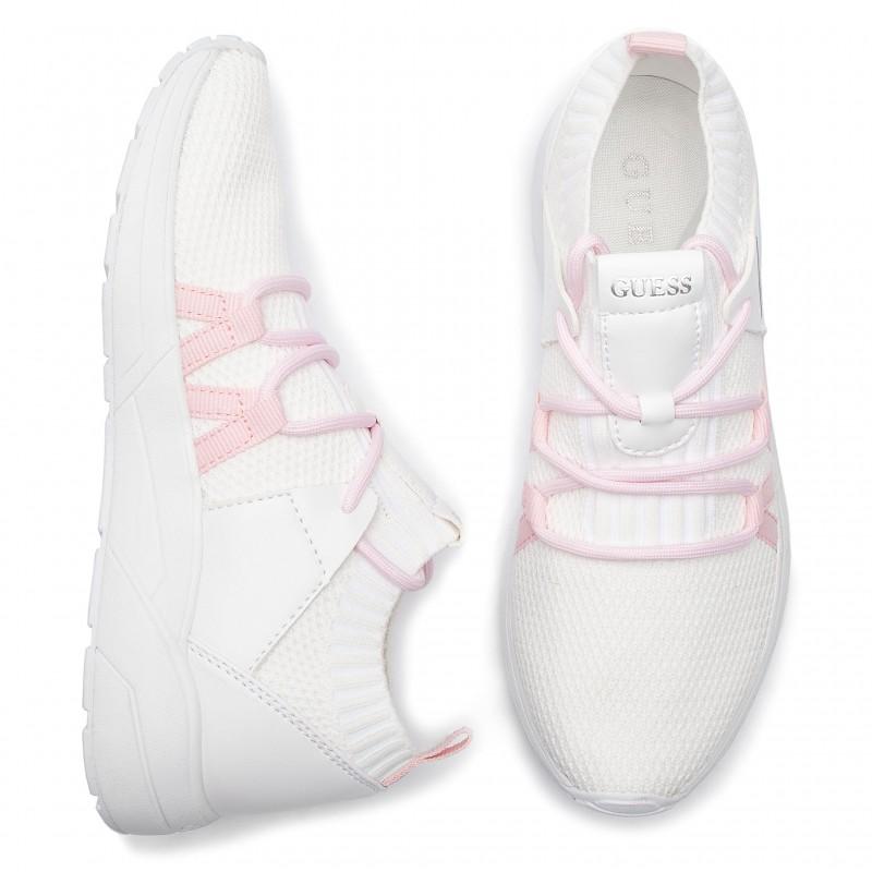 GUESS FOOTWEAR |  | FL6VEL FAB12WHITE