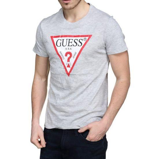 T-shirt logo GUESS   T-shirt   M92I17 K6XN0LHY