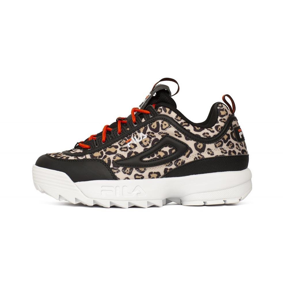 FILA FOOTWEAR |  | 101086353X LEOPARD/BLACK