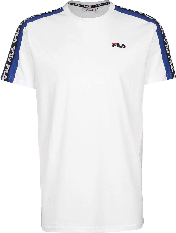 FILA | T-shirt | 687700L85 BRIGHT WHITE-SURF THE WEB