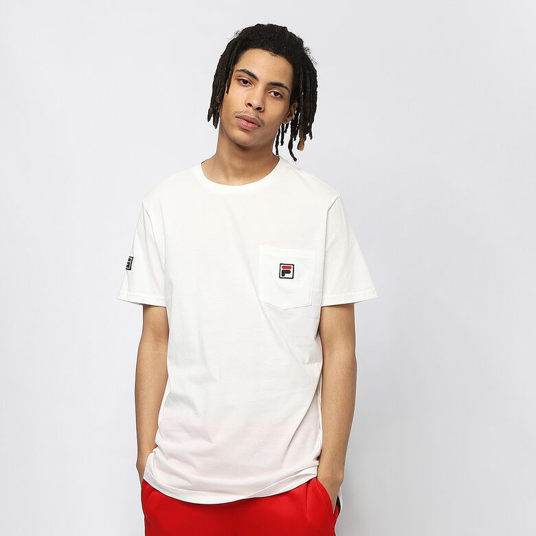 FILA | T-shirt | 687714F50 BLANC DE BLANC