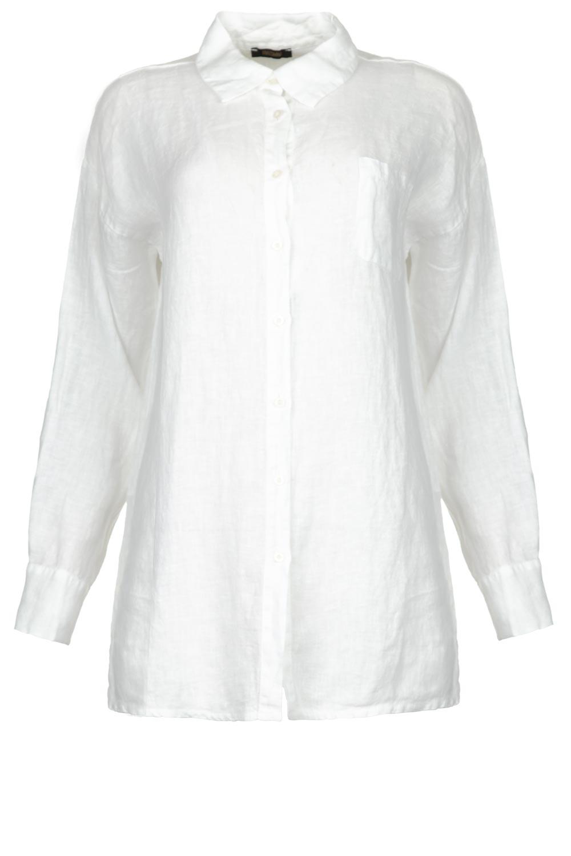 FRACOMINA      FR20SM410278 WHITE
