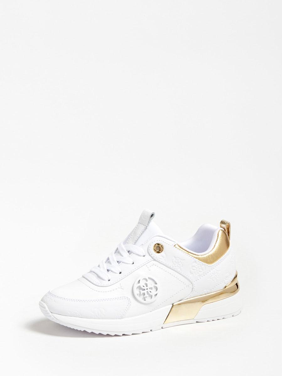 GUESS FOOTWEAR |  | FL5MYN FAL12WHITE