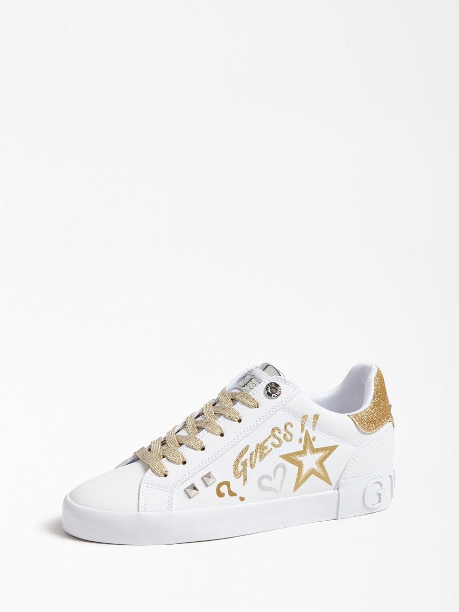 GUESS FOOTWEAR      FL5PRY ELE12WHIGO