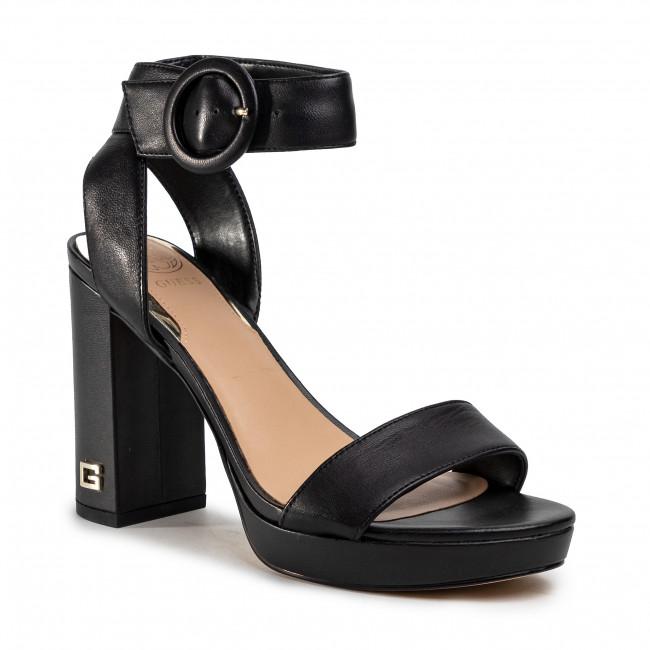 brendy/sandalo GUESS FOOTWEAR | Scarpe | FL6BRY LEA03BLACK