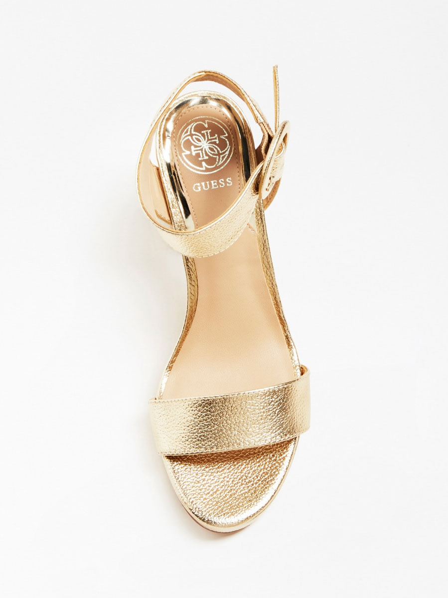 GUESS FOOTWEAR |  | FL6BRY LEM03GOLD