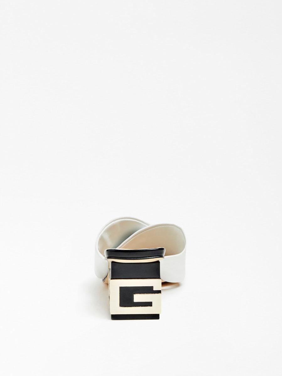 GUESS FOOTWEAR      FL6DRA LEA03WHITE