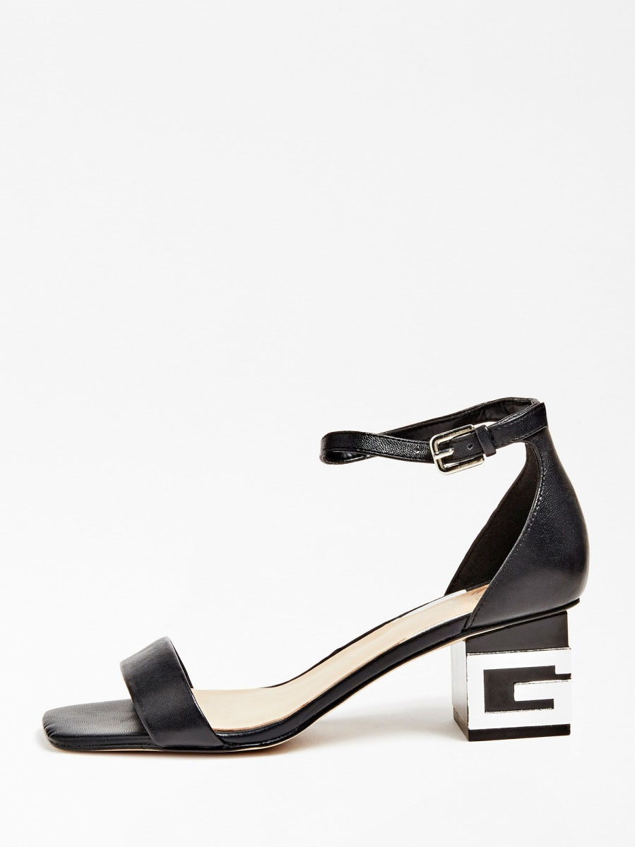 GUESS FOOTWEAR |  | FL6EVA LEA03BLACK