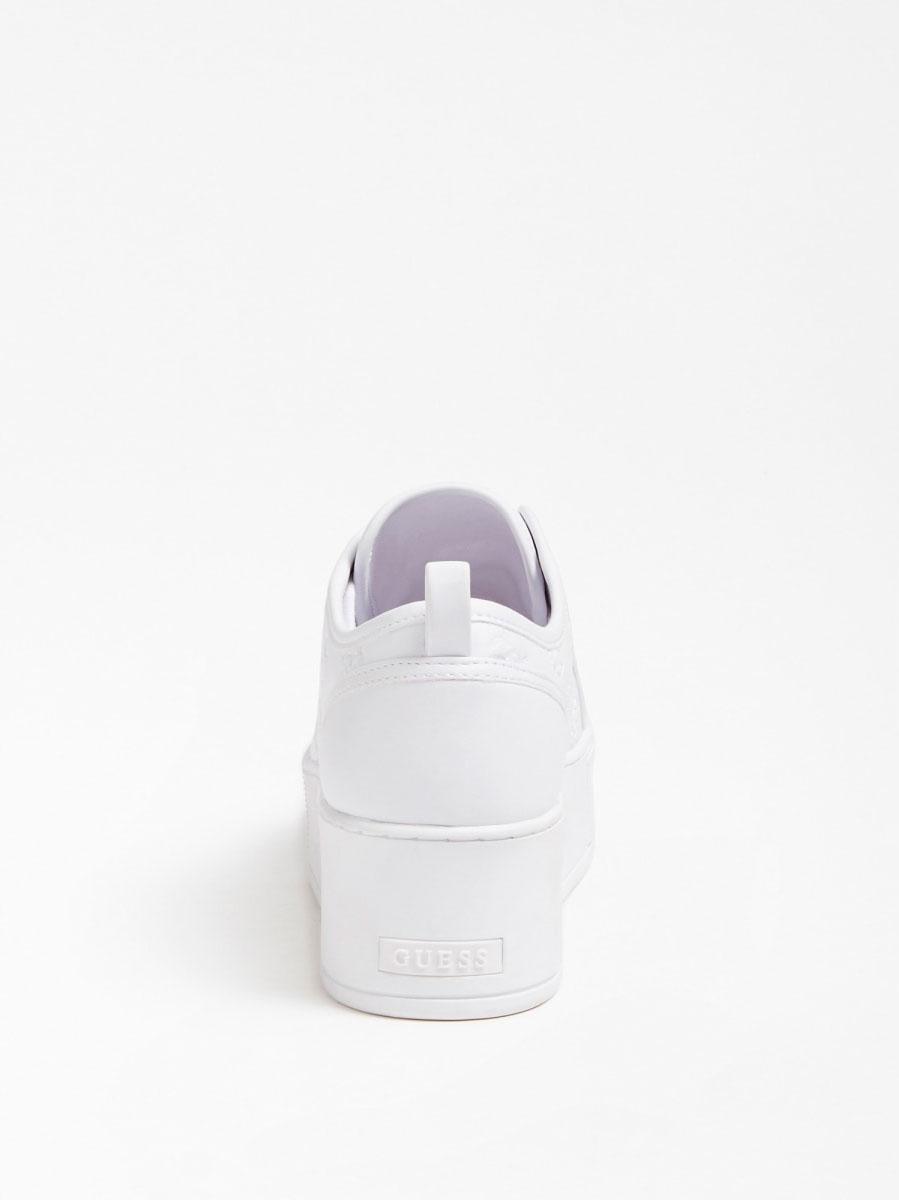 GUESS FOOTWEAR |  | FL6NEA FAL12WHITE
