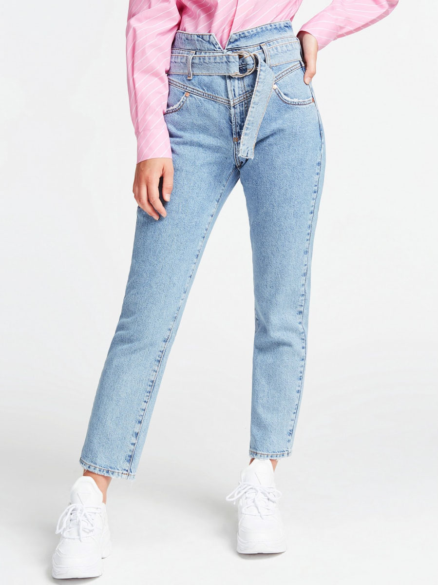 Jeans Slightly Relaxed GUESS | Jeans | W01A70 D3Y03NRTB