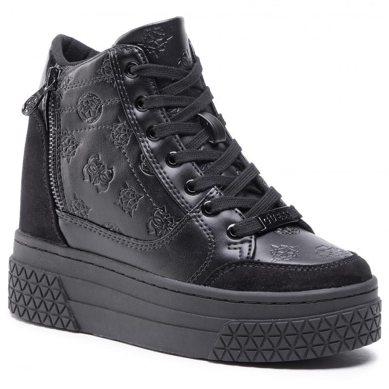 SNEAKERS ALTA RIGGZ GUESS FOOTWEAR | Scarpe | FL5RIG ELE12BLKBL