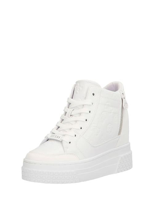 SNEAKERS ALTA RIGGZ GUESS FOOTWEAR | Scarpe | FL5RIG ELE12WHIWH