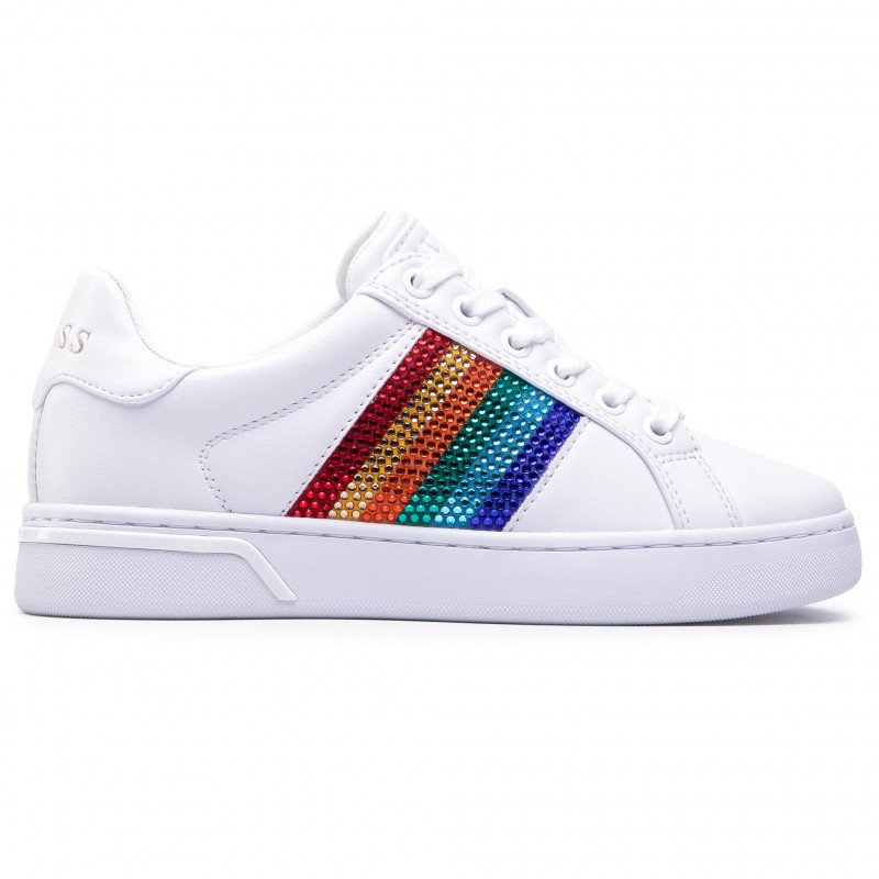 GUESS FOOTWEAR |  | FL5ROL ELE12WHITE