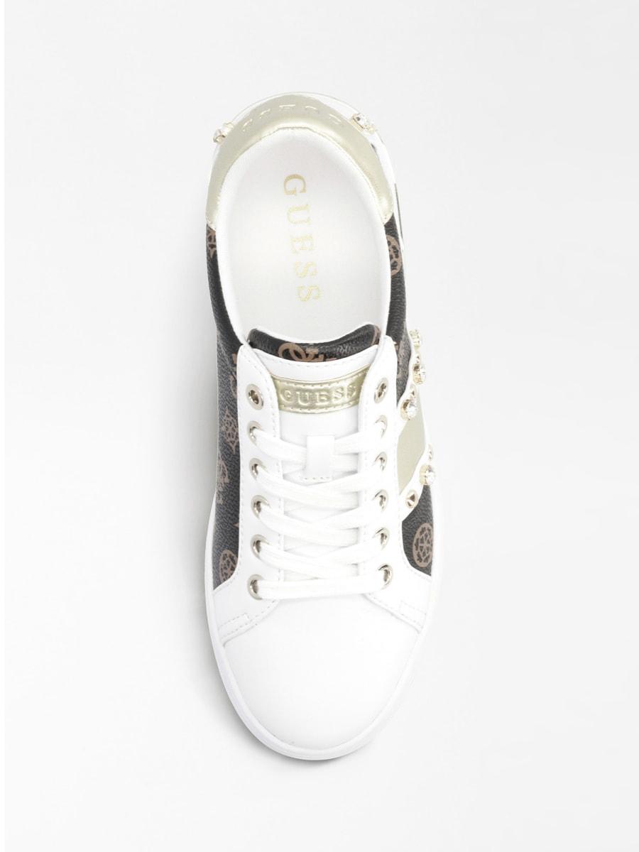 GUESS FOOTWEAR      FL6RIC FAL12BRPLA