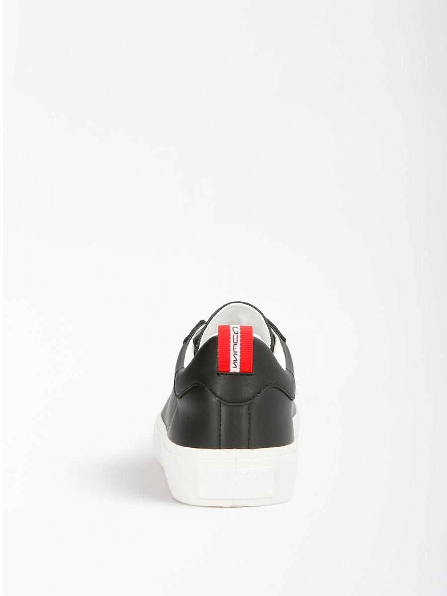 GUESS FOOTWEAR |  | FM5MIM LEA12BLACK