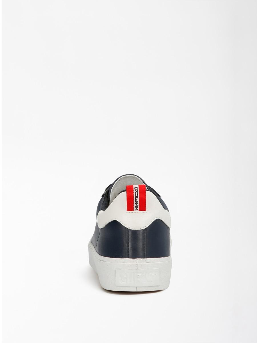 GUESS FOOTWEAR      FM5MIM LEA12BLUE