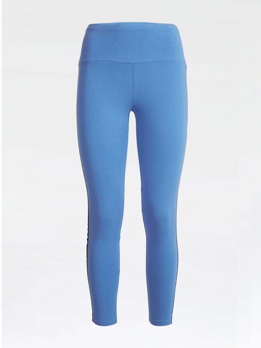 LEGGINGS IN JERSEY STRETCH CON BANDA LOGATA GUESS ACTIWEAR | Pantalone | O1GA08 KABR0G7DS