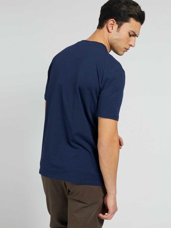 T-SHIRT LOGO TRIANGOLARE GUESS ACTIWEAR | T-shirt | U1GA06 J1311D780