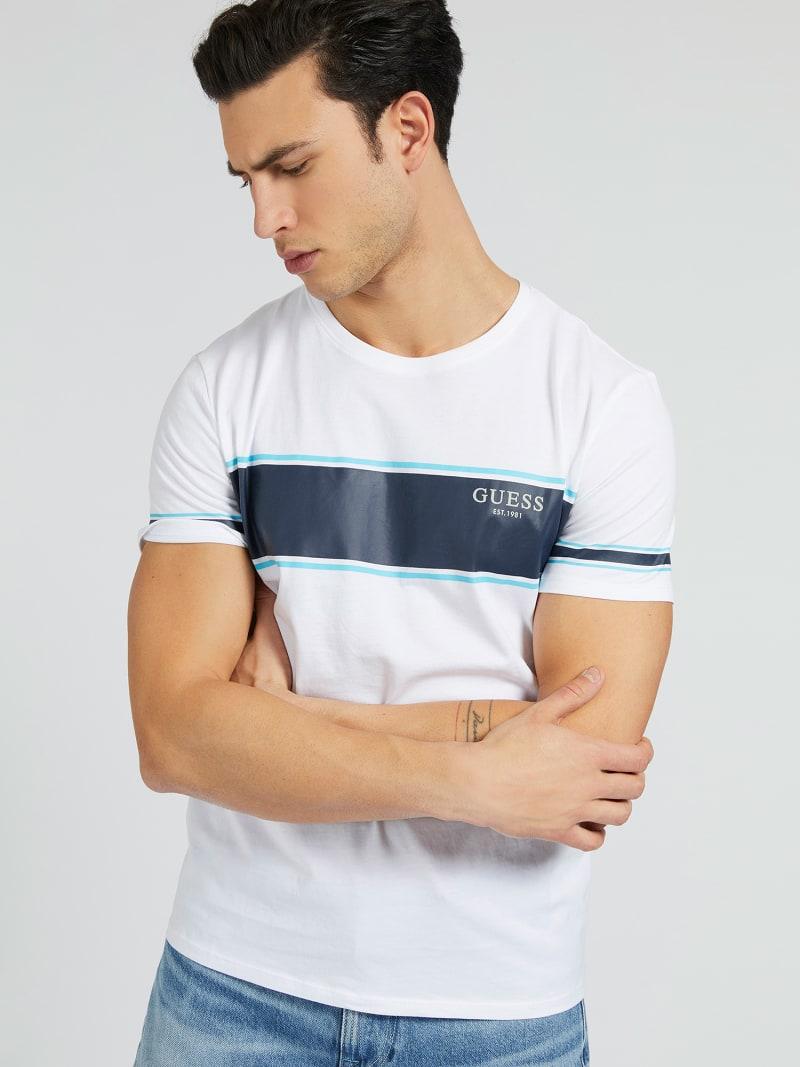 T-SHIRT STAMPA FRONTALE GUESS | T-shirt | M1RI56 K8HM0S07G