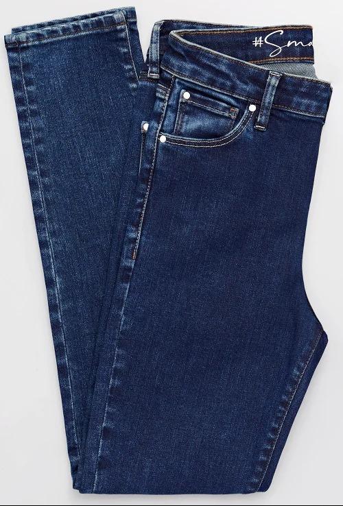 JEANS SKINNY GUESS | Jeans | W1RA99 D4663SOCH