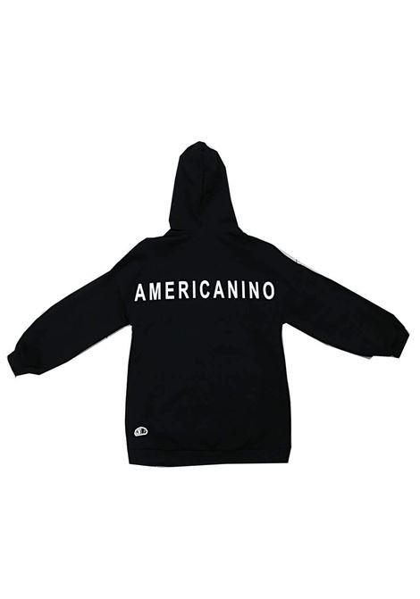 Abito Felpa Americanino | Felpe | AMERW065NERO