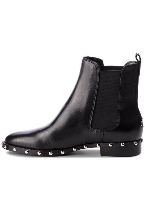 GUESS FOOTWEAR |  | FLGRE4 LEA09BLACK