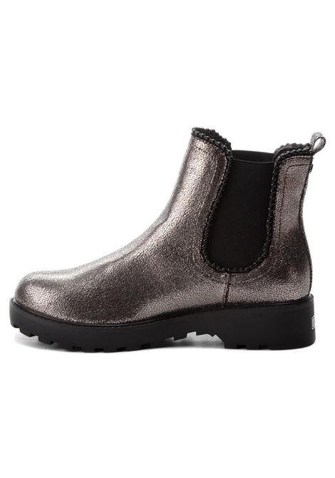 GUESS FOOTWEAR |  | FLNOL3 LEM10SILVER