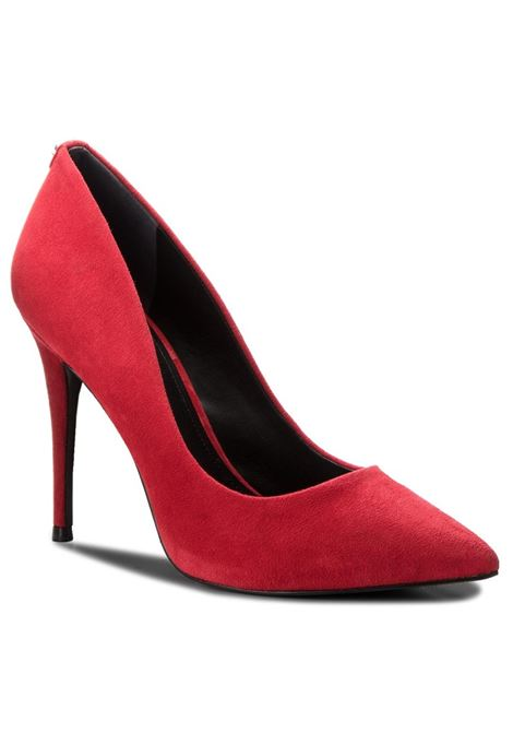 Stiletto Okley GUESS FOOTWEAR | Scarpe | FLOKY4 SUE08RED
