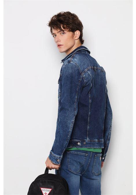 Giubbino Jeans GUESS | Giubbini | M83N14 D37M0YAL1