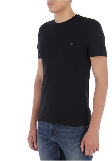 T-shirt super slim GUESS | T-shirt | M84I73 J1300JBLK