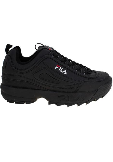 Sneakers Disruptor FILA FOOTWEAR | Scarpe | 101026212V BLACK/BLACK