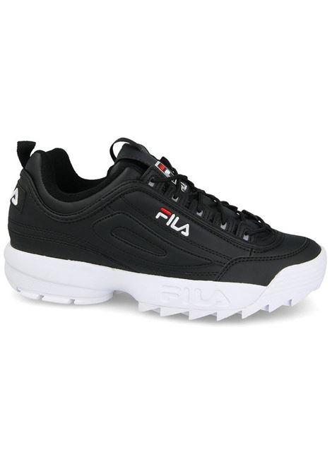 FILA FOOTWEAR |  | 101030225Y BLACK
