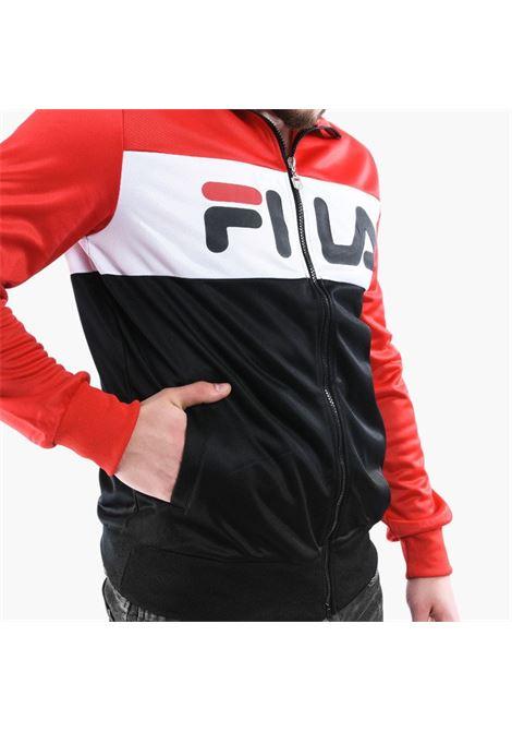 Felpa zip logo FILA | Maglia | 682386A089