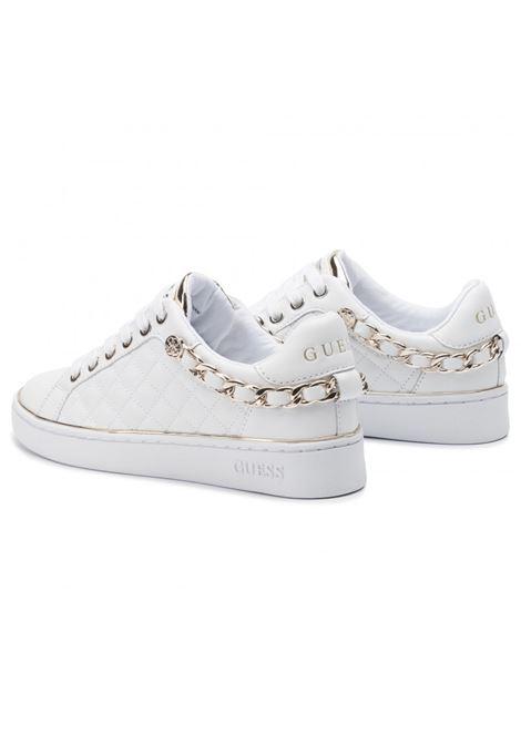 Sneakers Brisco GUESS FOOTWEAR | Scarpe | FL7BRS ELE12WHIGO