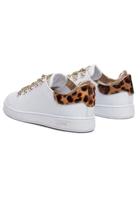 Sneakers charlez GUESS FOOTWEAR | Scarpe | FL8CHZ FAL12WHITE
