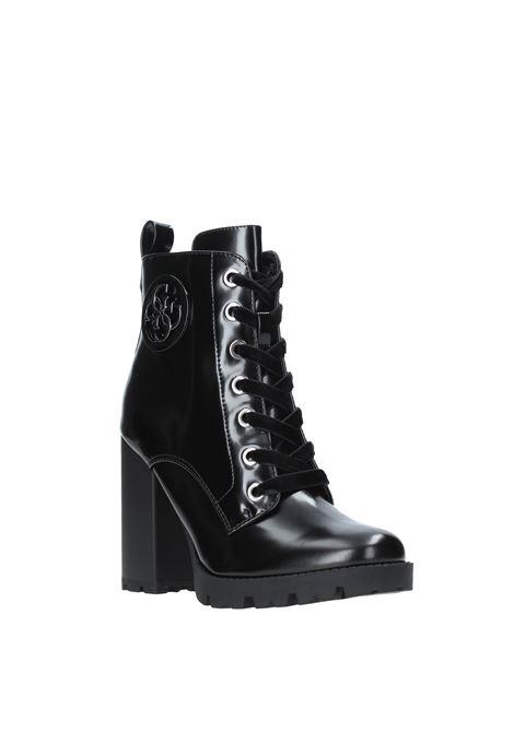 GUESS FOOTWEAR |  | FL8DVN PAF10BLACK