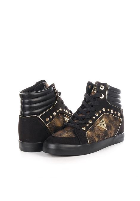Stivaletto porcia GUESS FOOTWEAR | Scarpe | FL8POA LEL12GOLBL