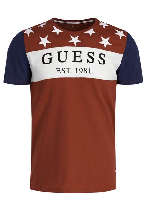 T-shirt logo GUESS | T-shirt | M93I34 I3Z00F59K