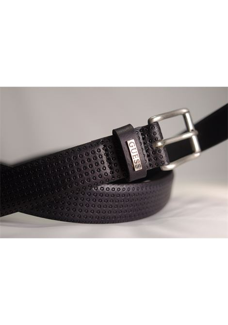punched belt GUESS   Cinture   M94Z50 L0MS0JBLK